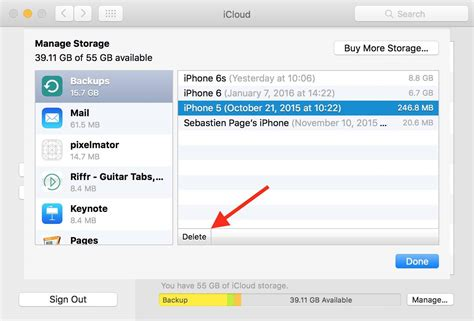 How To Find Photos Of On 3 Ways To Delete Icloud Backup Easeus