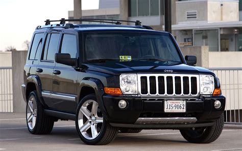used jeep commander jeep commander review research new used jeep edmunds