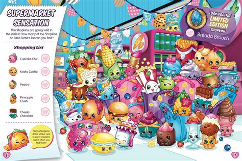 picture search books shopkins seek and find book by buzzpop