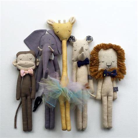 Handmade Fabric Toys - de 25 bedste id 233 er inden for softies p 229 t 248 jdyr