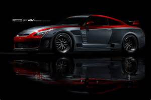 Nissan Gtr Custom Custom Nissan Gt R On Adv1 Wheels