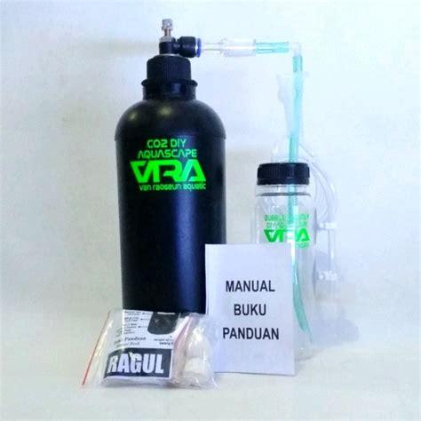 jual tabung  diy kit high pressure aquascape  lapak