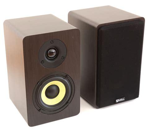 voll b44 v2 passive bookshelf speakers 1 pair voll audio