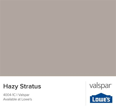 hazy stratus from valspar for the home