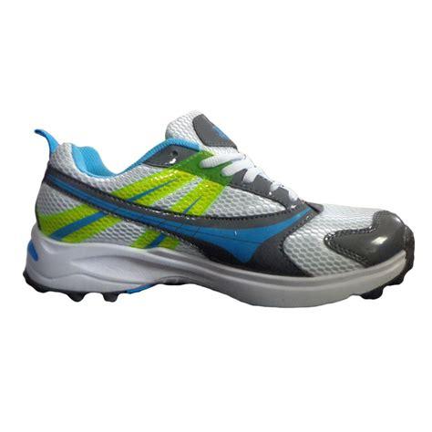 balls sports shoes balls t20 cricket shoes white gray yellow blue buy balls