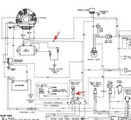 kawasaki power wiring schematic kawasaki free engine