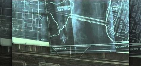 How To Search By City On How To Find The Arkham City Easter Egg In Batman Arkham Asylum 171 Xbox 360 Wonderhowto