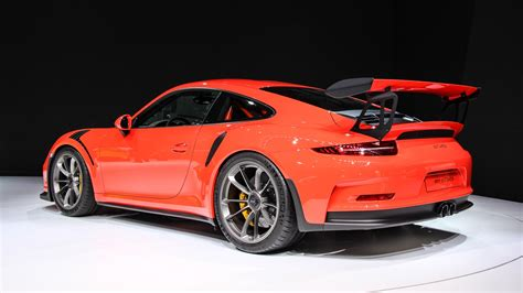 porsche gt3 rs orange 2015 porsche 911 gt3 rs orange sed cars