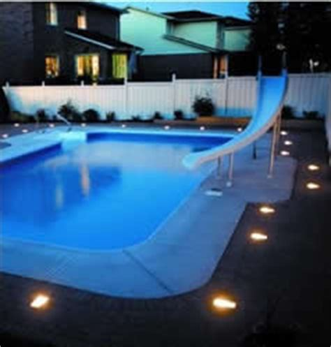 Low Voltage Pool Light by Low Voltage Paver Light Installation