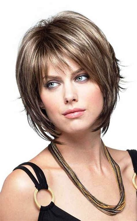 Bob Hairstyles With Bangs And Layers by Choppy Layered Bob Haircuts Hair