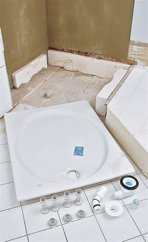 duschtasse einbauen dusche wanne einbauen raum und m 246 beldesign inspiration