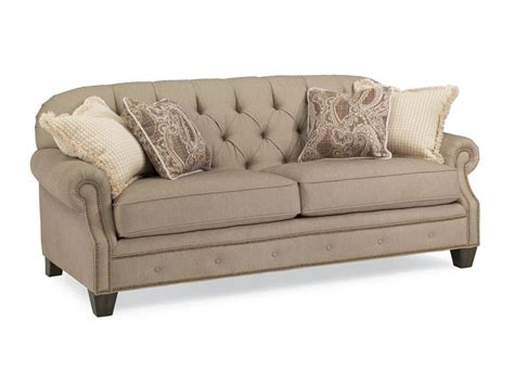 flex steel sofa flexsteel living room fabric sofa 738631a flemington