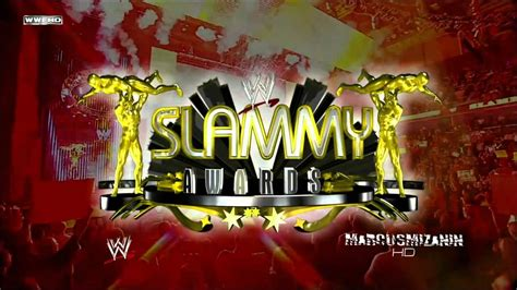 chrome theme that says good morning wwe slammy awards 2010 theme song quot hello good morning