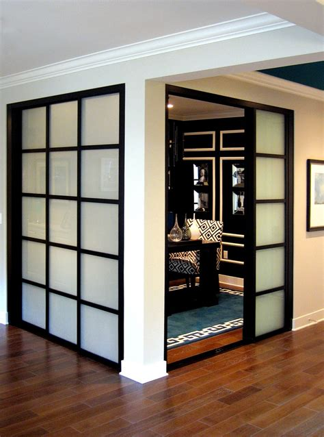 inspiration for interior glass doors the sliding door co