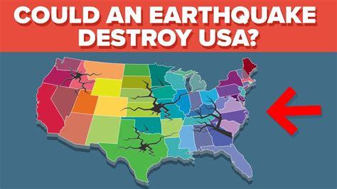earthquake usa 187 could an earthquake destroy usa biggest earthquakes ever