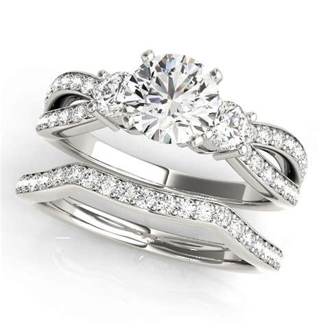 engagement ring three engagement ring