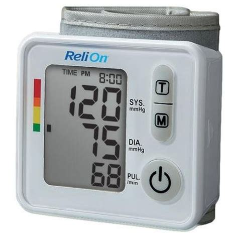 Monitor Relion Relion Blood Pressure Monitor