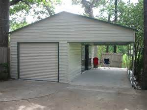 Carport And Garage Designs Pdf Garage With Carport Plans Free