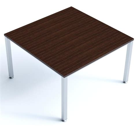 Square Meeting Table Square Meeting Table Vital 1200mm Reality