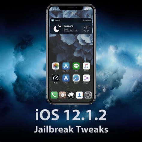 iphone jailbreak 12 1 脱獄 iphone x ios 12 1 2にとりあえずいれたtweakとrespringループするtweakまとめ will feel