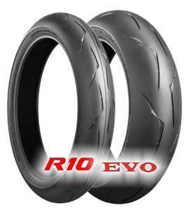 Bridgestone Reifenfreigabe Motorrad by Bridgestone Battlax Racing R10 Evo Mynetmoto