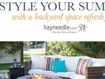 Better Homes Gardens Sweepstakes - better homes gardens style your summer sweepstakes