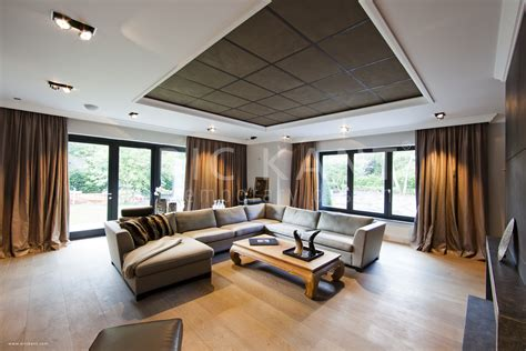 Home Design Living Room new classic villa with wellness eric kant contemporary