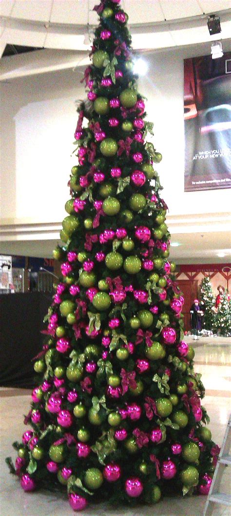 lime green tree decorations pink and green tree lizardmedia co