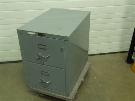 fire king cabinet parts fire king grey 2 fire proof file cabinet allsold