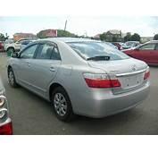 2007 Toyota Premio Pictures 1800cc Gasoline Automatic