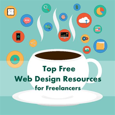 design free resources top free web design resources for freelancers