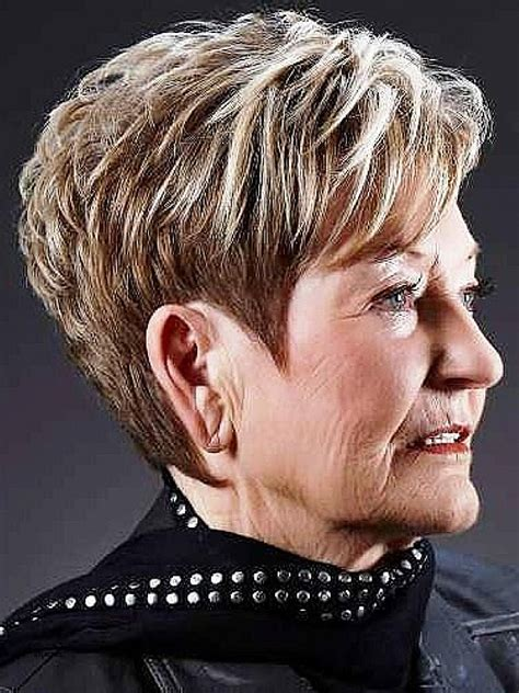 spiked hairstyles for women over 60 short hairstyles short spiky hairstyles for women over 60