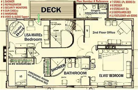 graceland floor plans graceland diagram elvis presley pinterest graceland