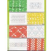 Tejiendo Y Algo M&225s Puntos Calados Al Crochet