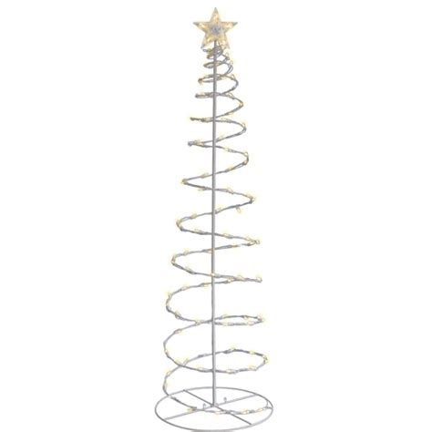 outdoor spiral trees with lights lighted decorations 6 lighted spiral
