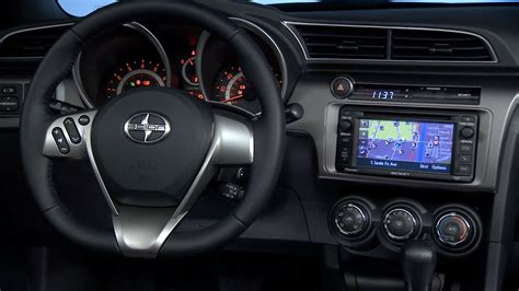 scion tc interior youtube