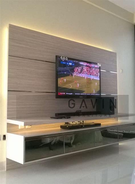 design backdrop tv minimalis backdrop tv di green andara lebak bulus kitchen set
