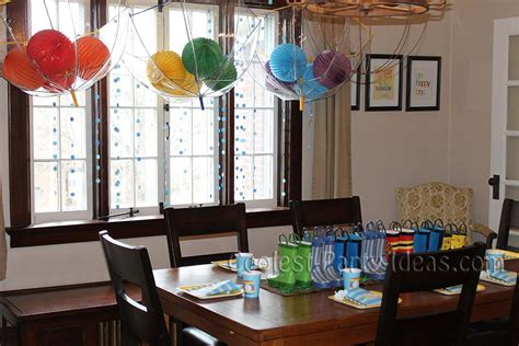 party themes april coolest april showers birthday party