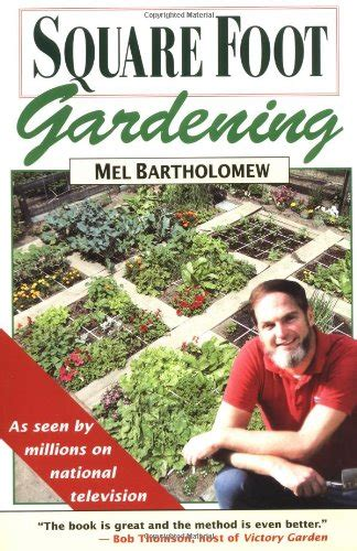 Square Foot Gardening Book by All New Square Foot Gardening Mel Bartholomew Used
