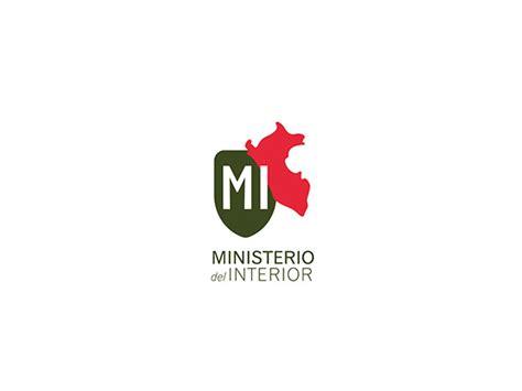 ministerio del interior ministerio del interior rebranding on pantone canvas gallery