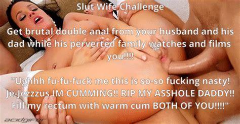Slut Wife Challenges Pornhugo Com