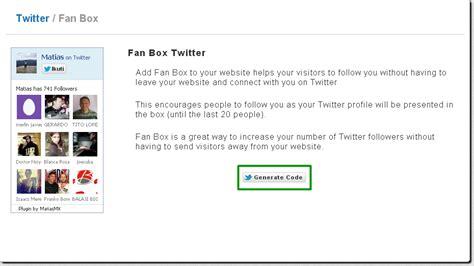cara membuat timeline twitter di website cara membuat twitter fan follower box di blogger shinta