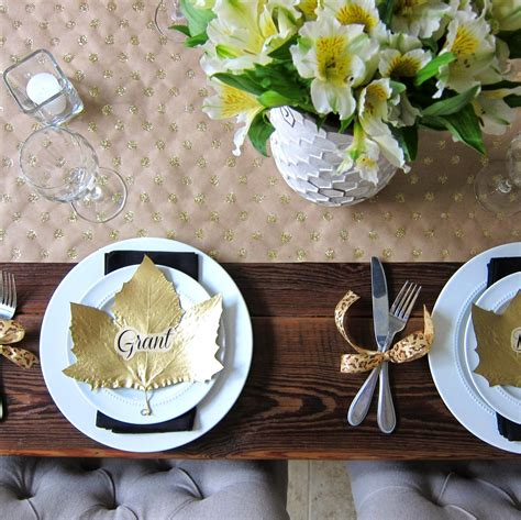 thanksgiving diy table home coming guest post diy thanksgiving table