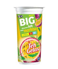 Paket Ot Ceria 1 teh gelas big fruit markisa ot