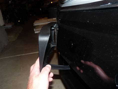 front license plate bracket install mbworldorg forums