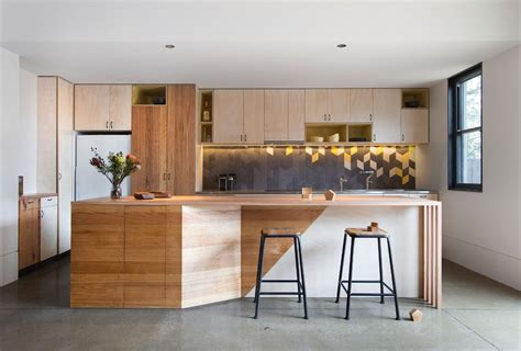 Timber Kitchen Designs Top 5 Kitchen Living Design Trends For 2014 Gt Caesarstone