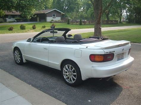 1992 Toyota Celica Convertible Buy Used 1992 Toyota Celica Convertable In Lake