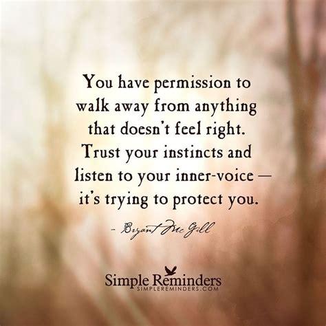 Trust Your best 25 instinct quotes ideas on trust your