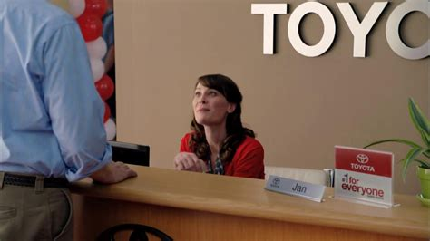 find out who plays jan in the toyota commercials toyota commercial actor 2013 html autos weblog