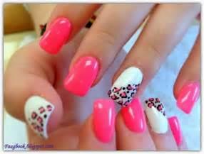 Pink nail art and designs faagbook